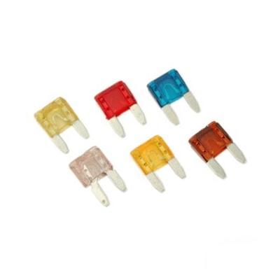 Assortiment de 6 Fusibles Plats Enfichables miniature