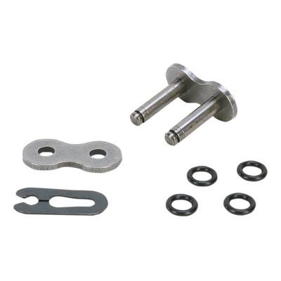 Attache rapide Drag Specialties pas 530 acier à clip avec joints toriques