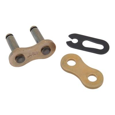 Attache rapide EK RX pas 530 or à clip sans joint torique