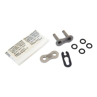 Attache rapide EK SRO pas 420 or à clip avec joints toriques