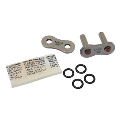 Attache rapide EK SRO pas 630 acier à sertir avec joints toriques