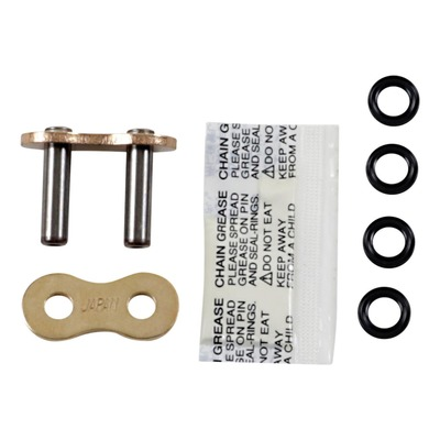 Attache rapide EK SRX2 pas 525 or à sertir avec joints toriques