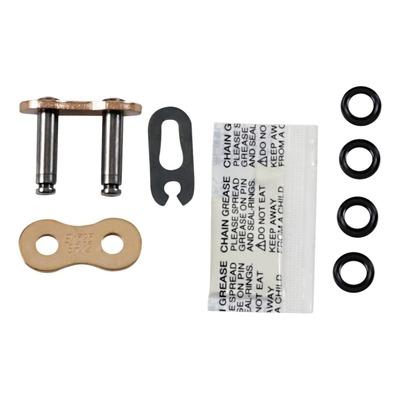Attache rapide EK SRX2 pas 530 acier à clip avec joints toriques