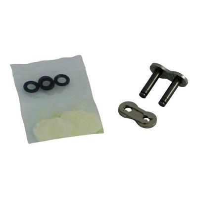 Attache rapide JT Drive Chain X1R pas 428 acier à clip avec joints toriques