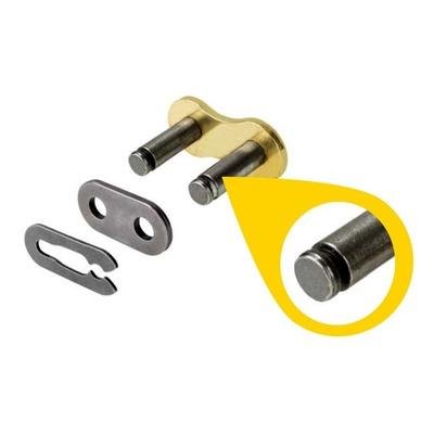 Attache rapide Regina 26 pas 415 or à clip sans joint torique