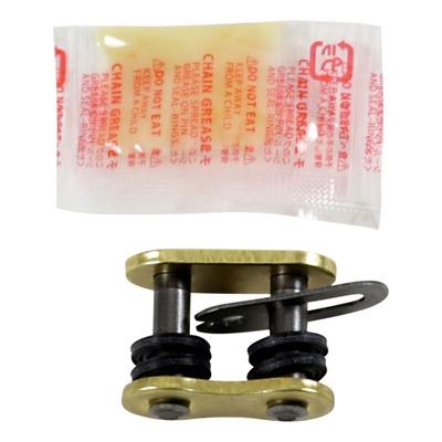 Attache rapide RK EXW pas 520 or à clip avec joints toriques