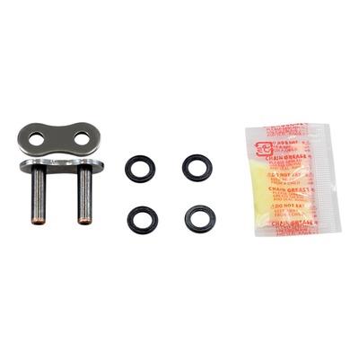 Attache rapide RK GXW pas 525 acier à sertir avec joints toriques