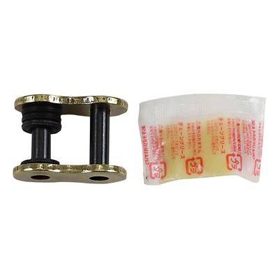 Attache rapide RK MAX-Z pas 520 or à sertir avec joints toriques