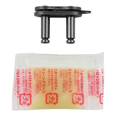 Attache rapide RK MXZ pas 428 acier à clip sans joint torique