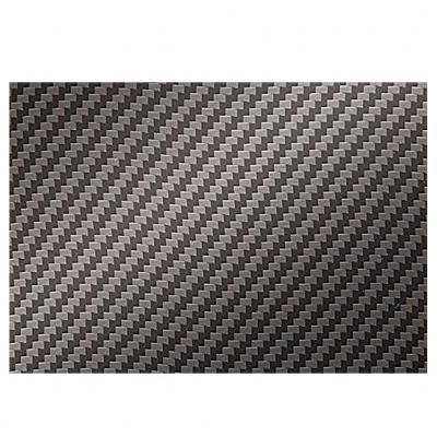 Autocollant 35x50 cm aspect carbone