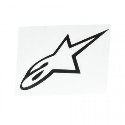 Autocollant ALPINESTARS (11x8,3cm)