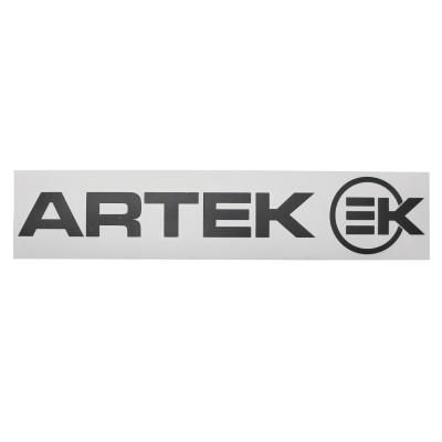Autocollant Artek 390x90mm