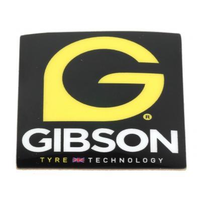 Autocollant Gibson 50 x 55mm
