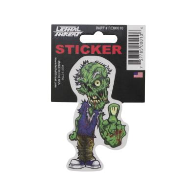 Autocollant Lethal Threat rc zombie finger