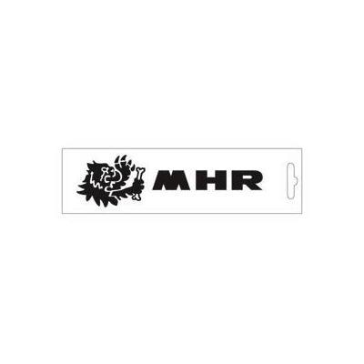 Autocollant MHR 16,6 cm
