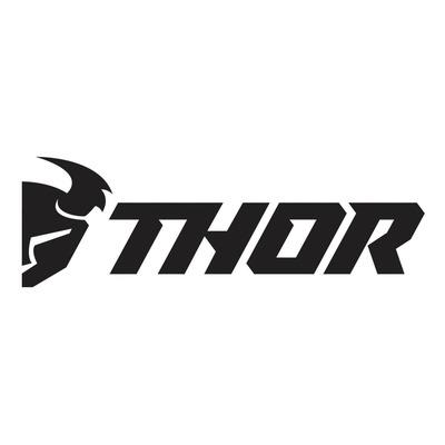 Autocollant Thor 15,25cm noir/blanc (3 noirs/3 blancs) pack de 6