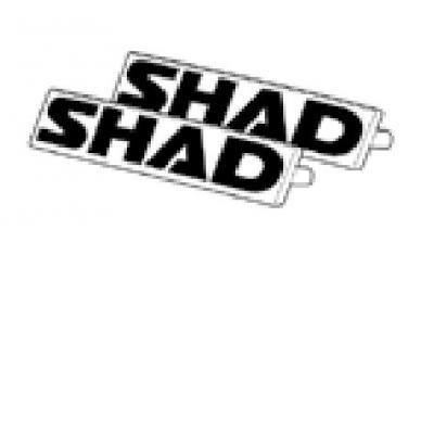 Autocollants Shad pour valise SH36