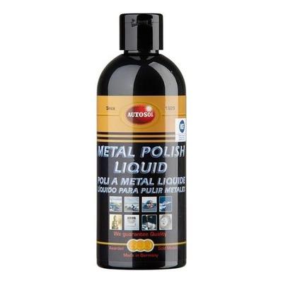 Autosol Métal Polish liquide 250ml