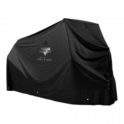 Bâche de protection custom Nelson Rigg en PVC XL noire