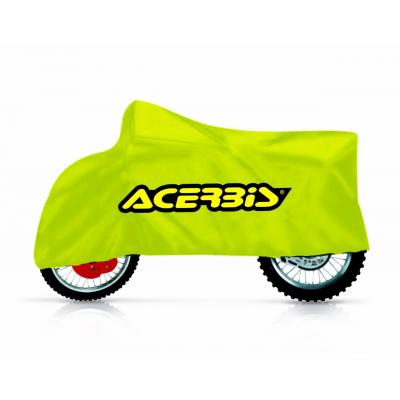 Bâche moto Acerbis jaune/noir