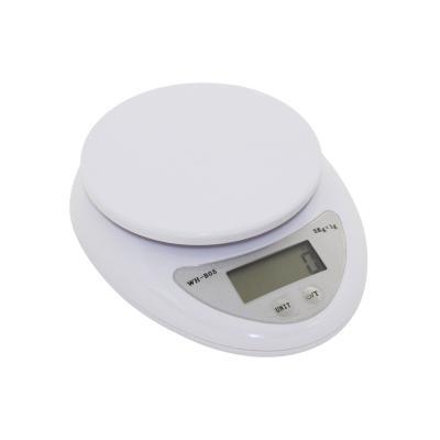 Balance de précision digitale pour pièces de 1g à 5kg