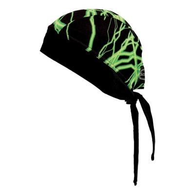 Bandana Shampa & Dirt Skins Z-Wrap éclair vert