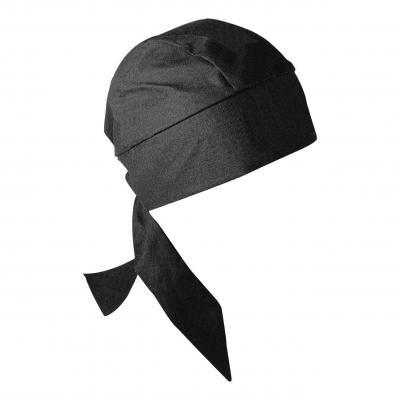 Bandana Zan Headgear Zandannas Flydanna® Deluxe/grande taille noir