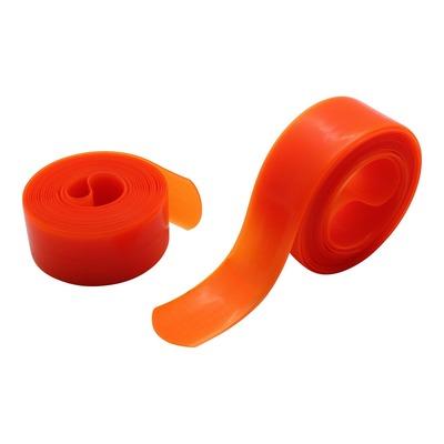 Bande anti-crevaison city Zefal Zliner 27mm 700x35 orange (vendu par paire)