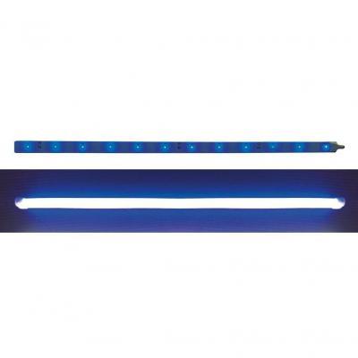 Bande autocollante leds 30 cm bleue