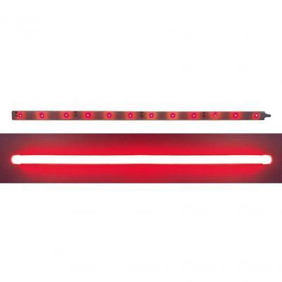 Bande autocollante leds 30 cm rouge