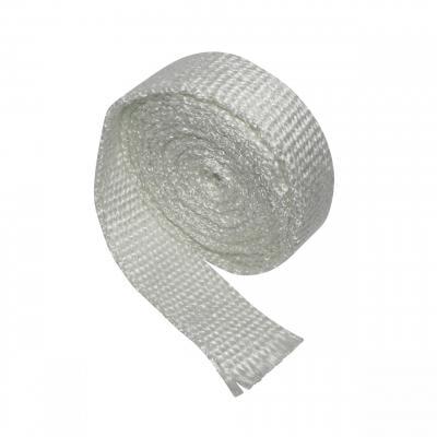 Bande de fibre de verre spécial échappement blanc 5m
