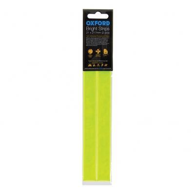 Bande réfléchissante Oxford auto-adhésive Bright Strips jaune fluo
