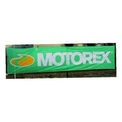 Banderolle Motorex 400X90 cm