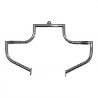 Barre d'autoroute Linbar moustache Lindby 1600 Yamaha Wildstar 00-04 chrome