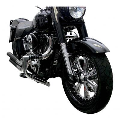 Barre d'autoroute Magnumbar Lindby Harley Davidson Softail héritage 00-17 chrome