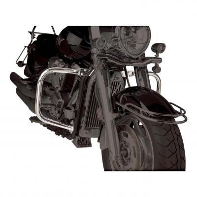 Barre d'autoroute Show Chrome pour modèle Kawasaki Vulcan 2000 04-10 chrome