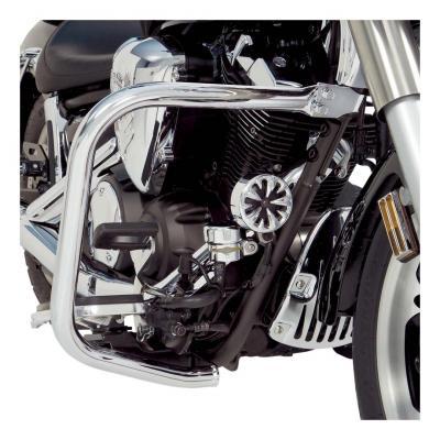 Barre d'autoroute Show Chrome pour modèle Yamaha XVS 950 V-star 09-15 chrome