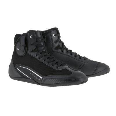 Baskets Alpinestars AST-1 noir/blanc