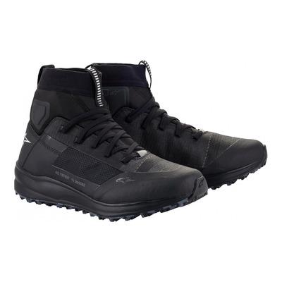 Baskets moto Alpinestars Speedforce Shoes noir