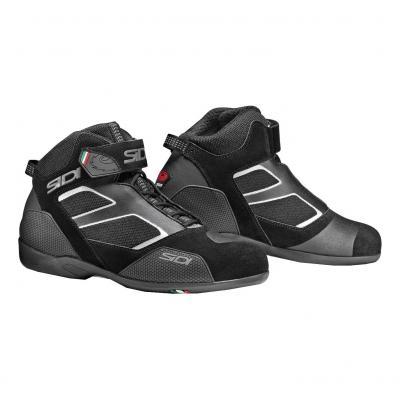 Baskets moto Sidi Meta noir