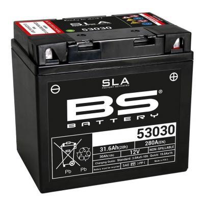 Batterie BS Battery 53030 SLA 12V 30Ah activée usine