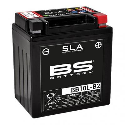Batterie BS Battery BB10L-B2 12V 11,6Ah SLA activée usine