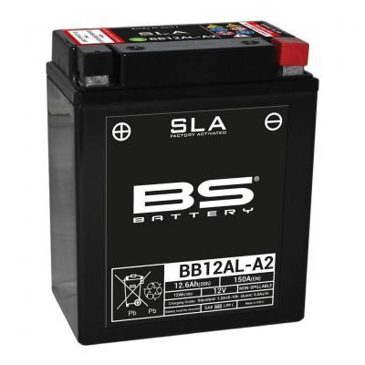 Batterie BS Battery BB12AL-A2 12V 12,6Ah SLA activée usine