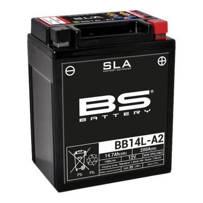 Batterie BS Battery BB14L-A2 12V 14,7Ah SLA activée usine