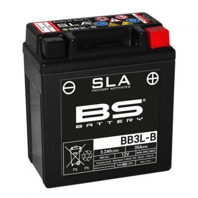 Batterie BS Battery BB3L-B 12V 3,2Ah SLA activée usine