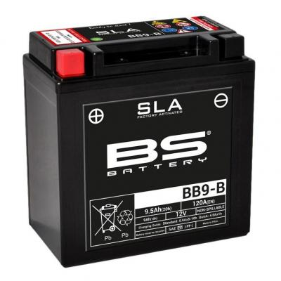 Batterie BS Battery BB9-B 12V 9,5Ah SLA activée usine