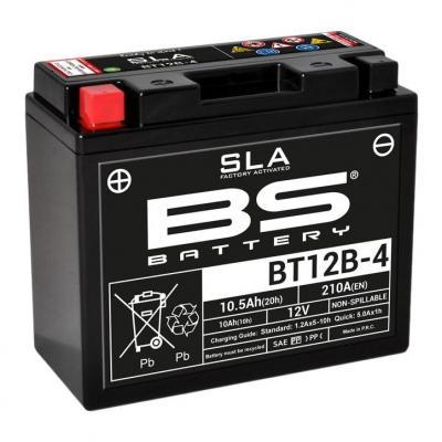 Batterie BS Battery BT12B-4 12V 10,5Ah SLA activée usine