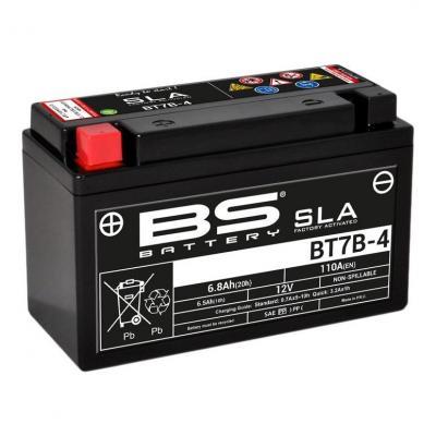 Batterie BS Battery BT7B-4 12V 6,5Ah SLA activée usine