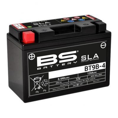 Batterie BS Battery BT9B-4 12V 8,4Ah SLA activée usine