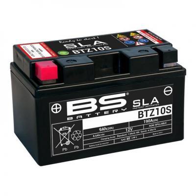 Batterie BS Battery BTZ10S 12V 9Ah SLA activée usine